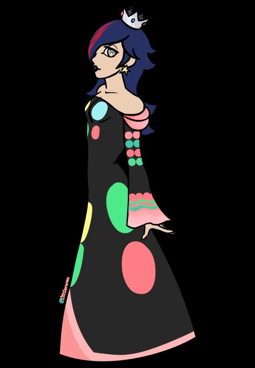 Princess clipart rosalina. Unmariowiki fandom powered by