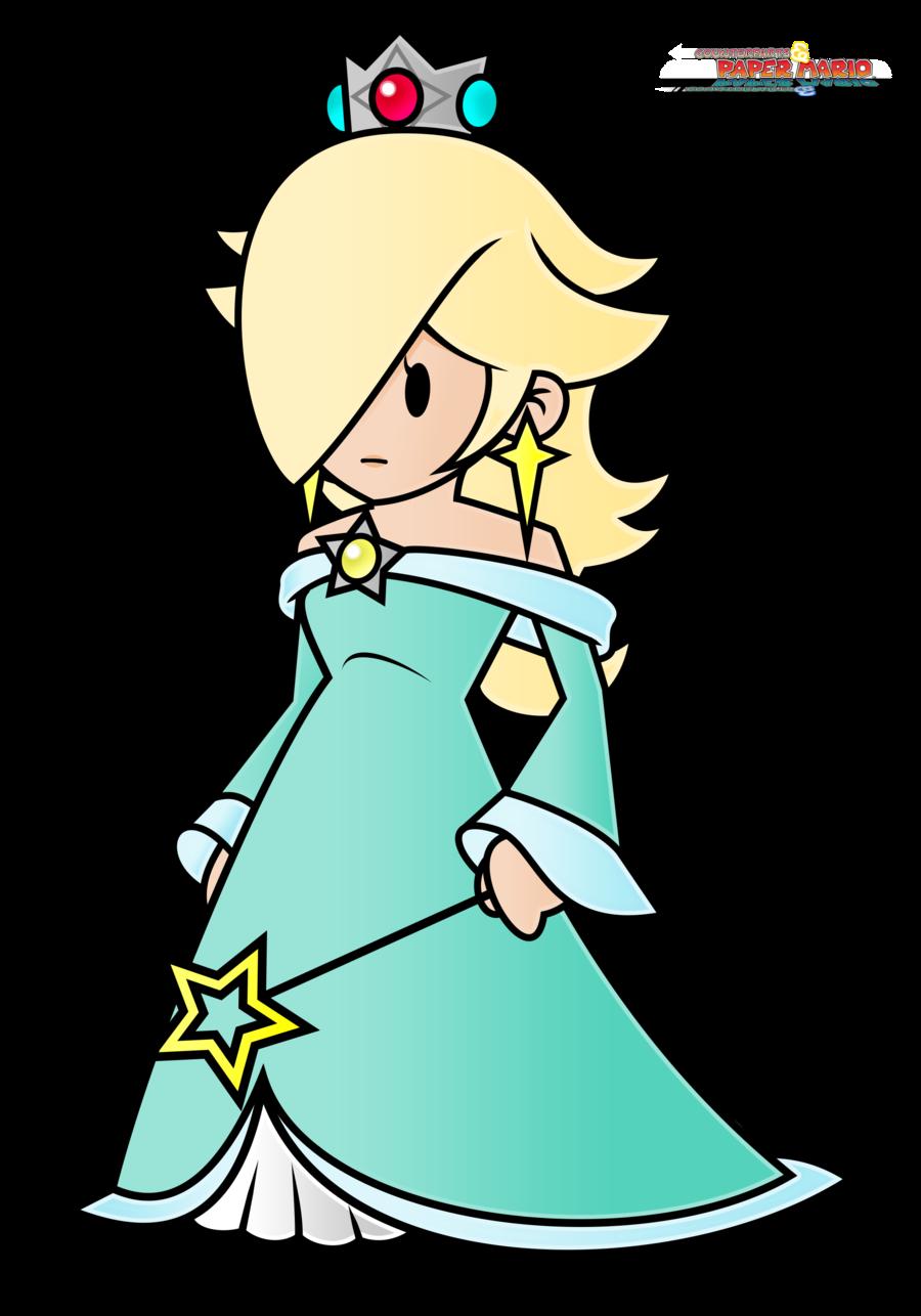 Princess clipart rosalina. The star google
