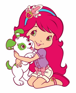 Strawberries clipart princess. Strawberry shortcake free images