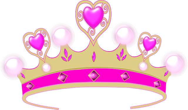 barbie clipart for. Princess crown vector png