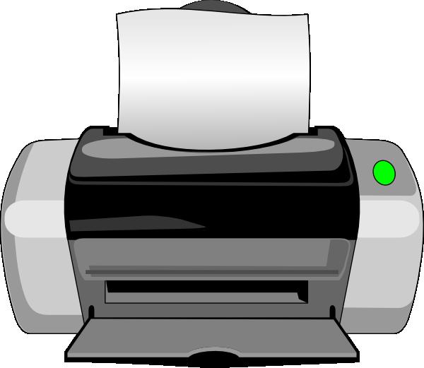 . Printer clipart