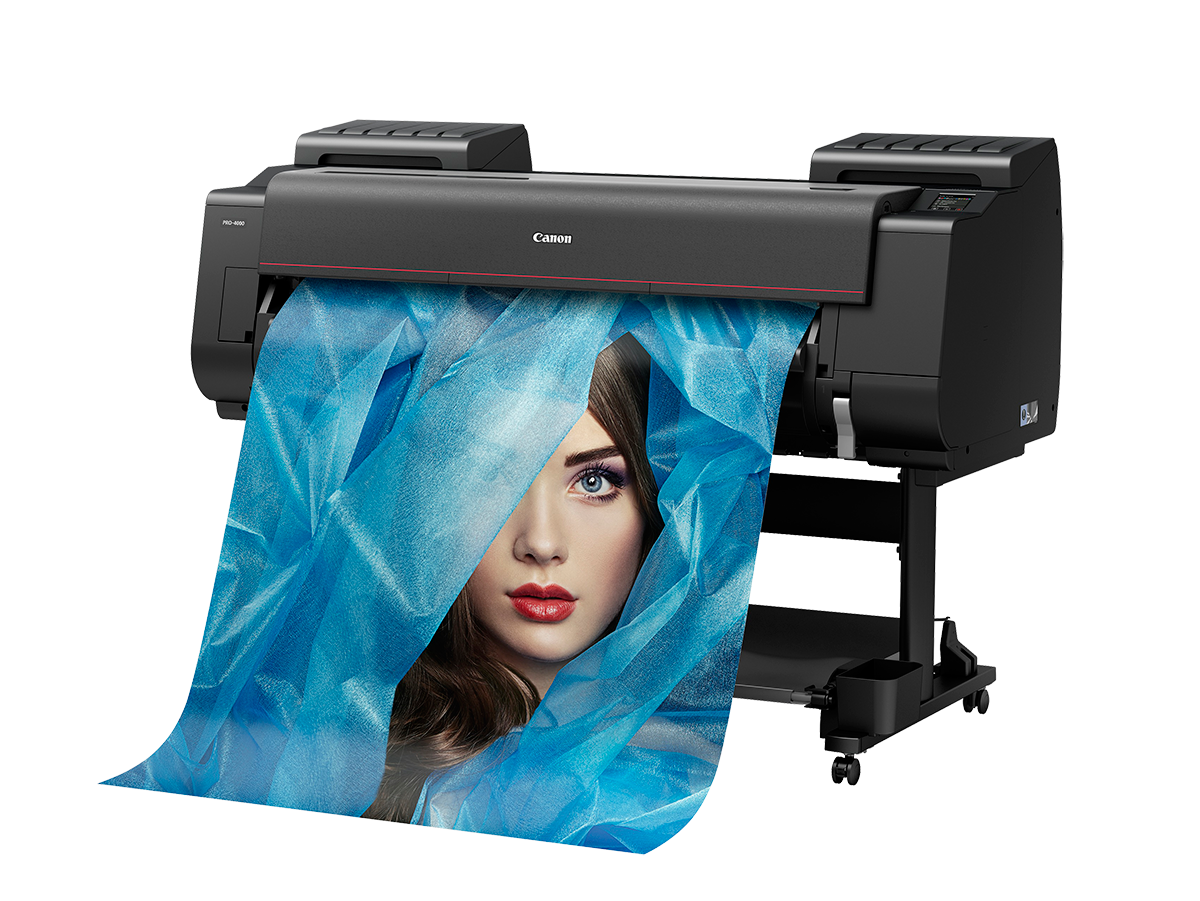 Canon launches a pair. Printing png files