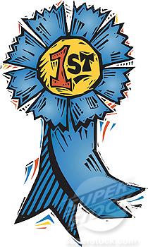 Prize clipart.  st clip art