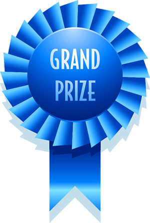 Winner grand free on. Prize clipart