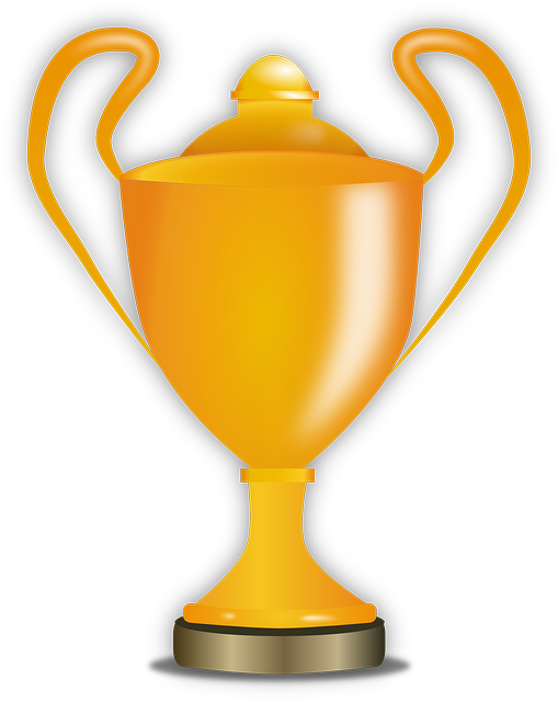 Student clipart trophy. Home r total prize
