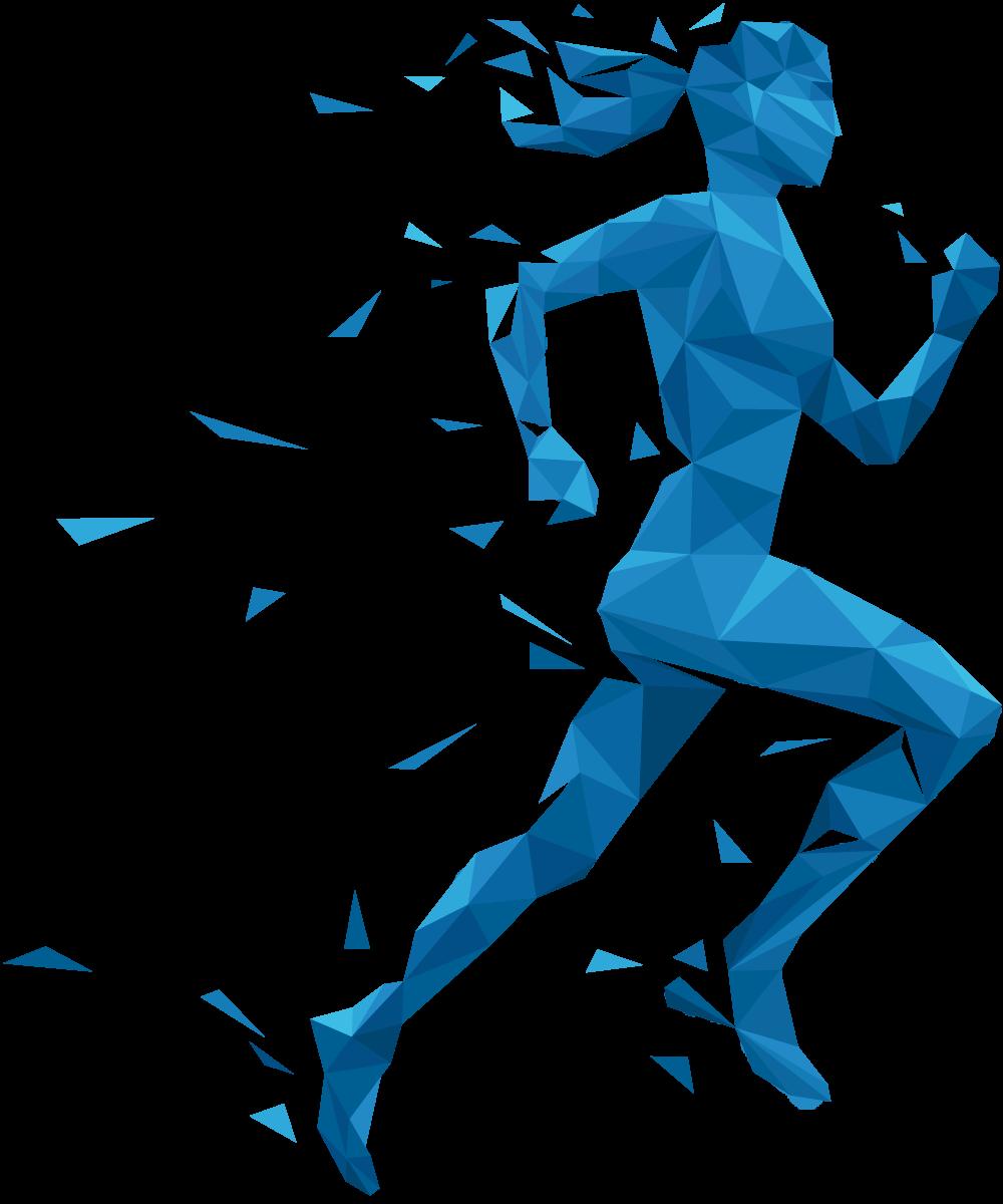 Runner clipart female runner. Prizes the straits times