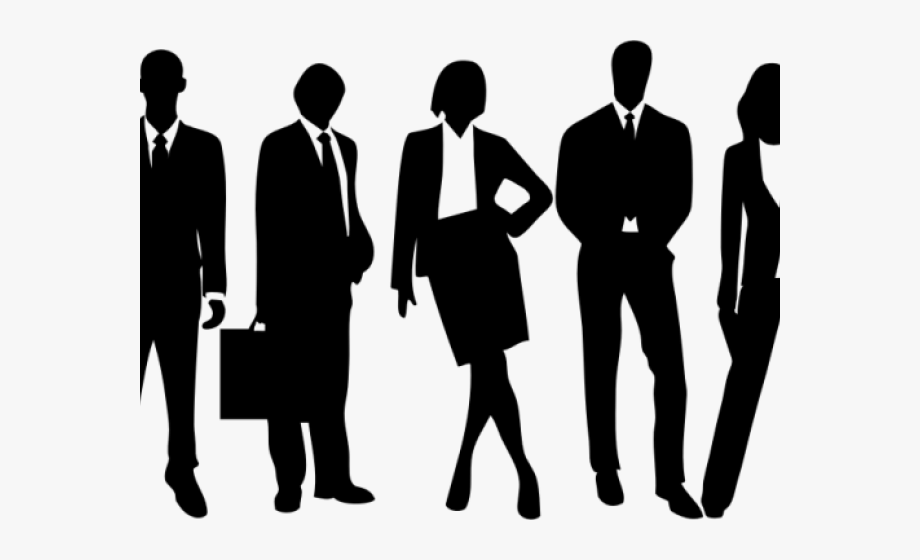 Career . Professional clipart black and white