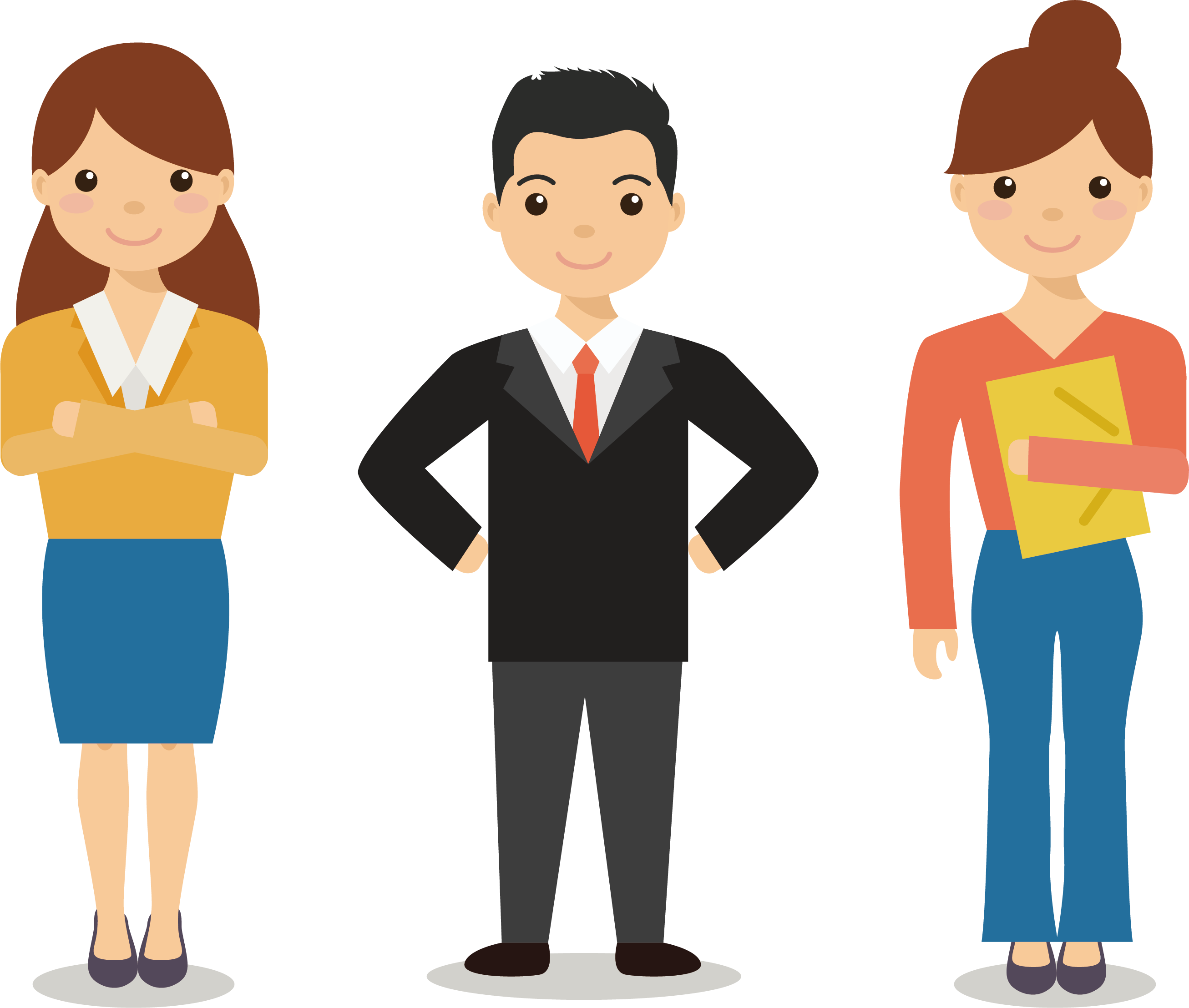 Professional clipart business relationship. Mobile app development sales