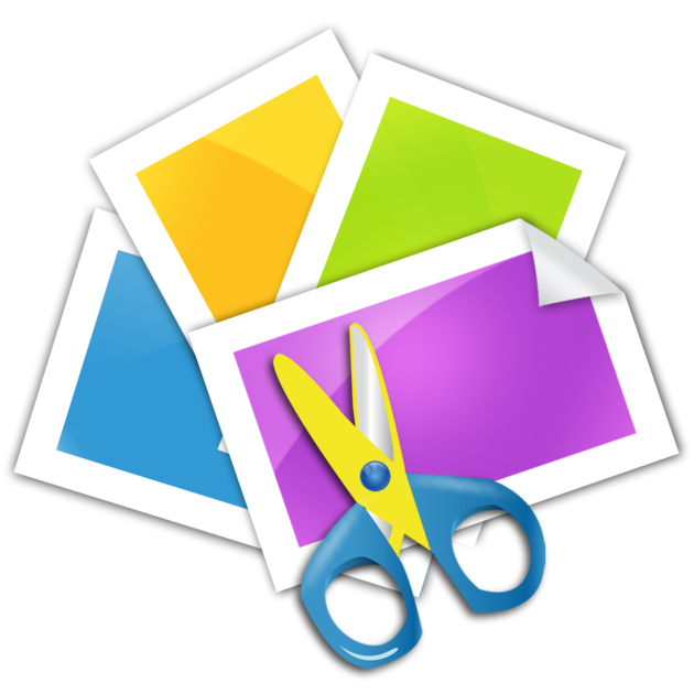 Professional clipart collage. Picture maker on the