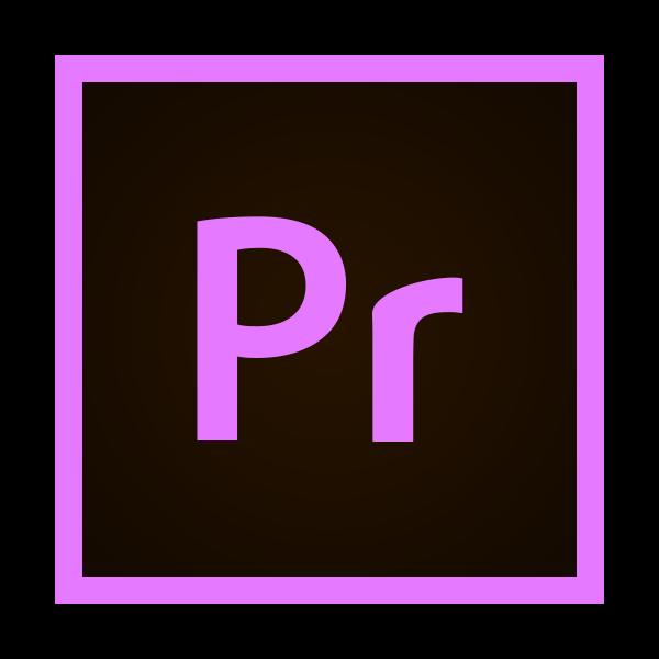 Adobe premiere pro cc. Professional clipart computer professional