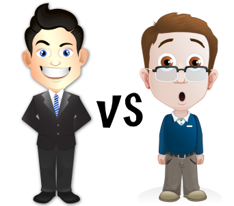 Professional clipart important person. How is looking good