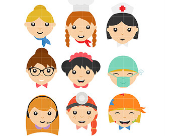 Professional clipart profession. Free professions cliparts download