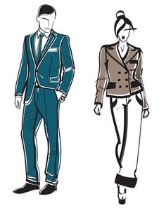 Free business dress cliparts. Professional clipart professional clothing