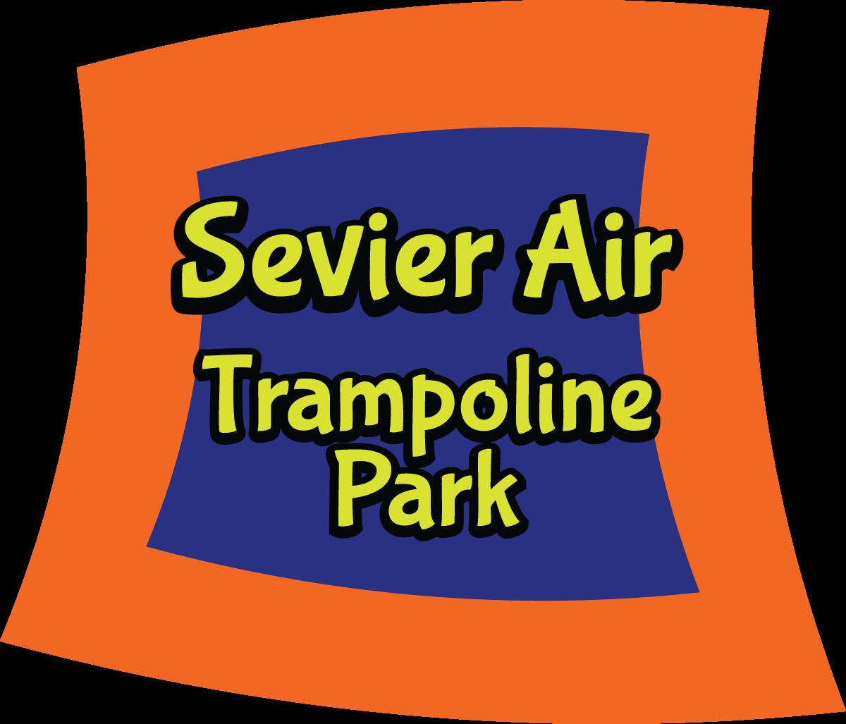 Professional clipart trampoline. Elegant playful logo design