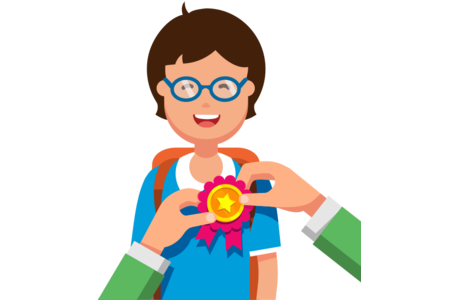 Proud clipart bright student.  strategies to help