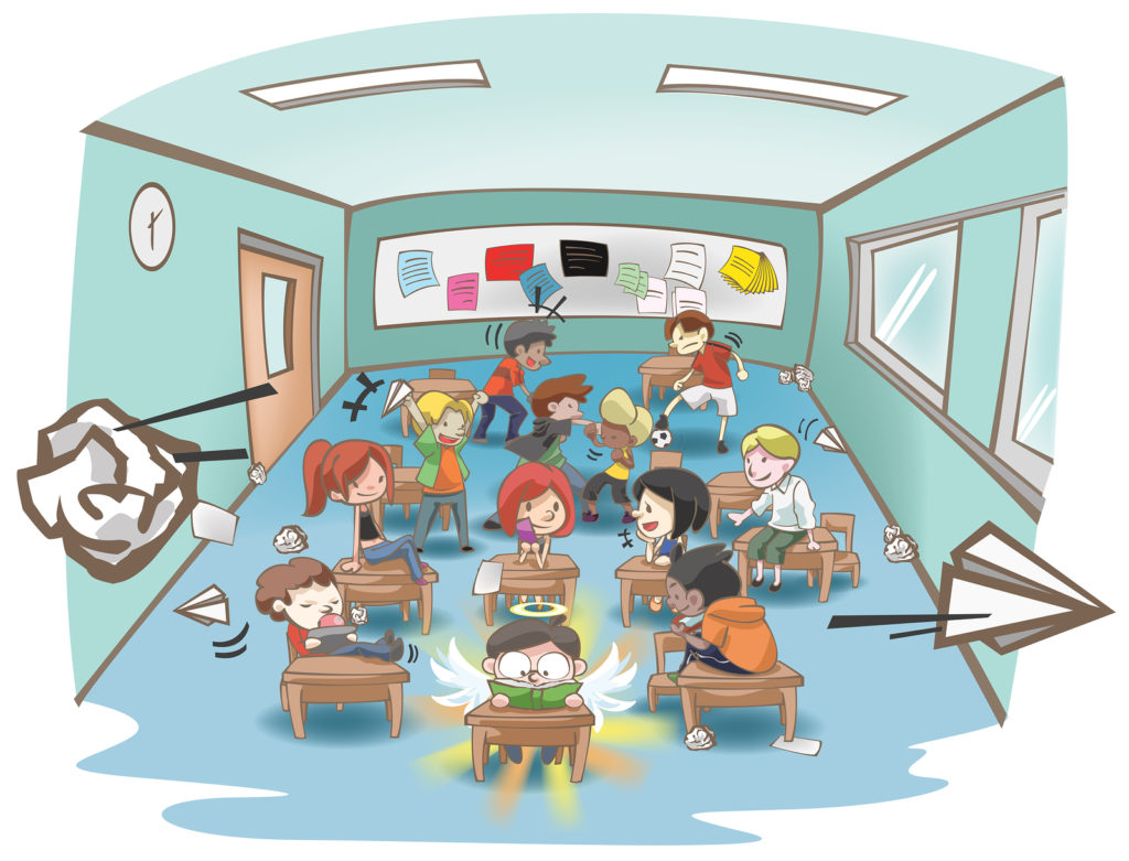 Respect clipart special need student. Managing behavior teacher org