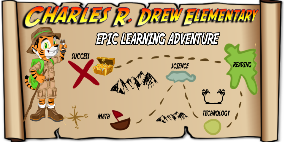 Proud clipart drew. Charles r elementary homepage
