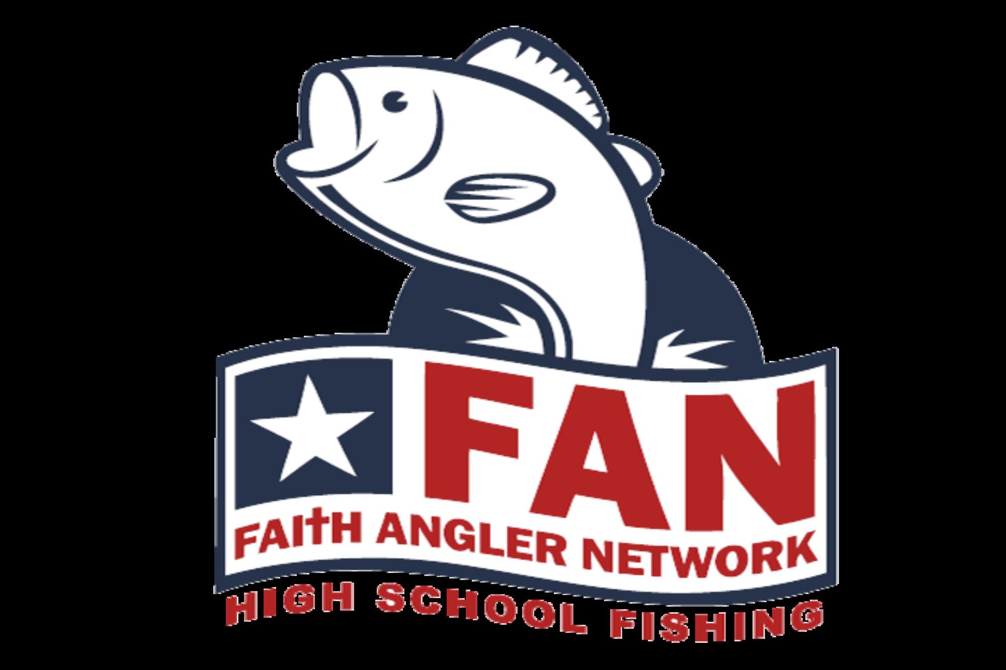 Fan high school fishing. Proud clipart fisherman