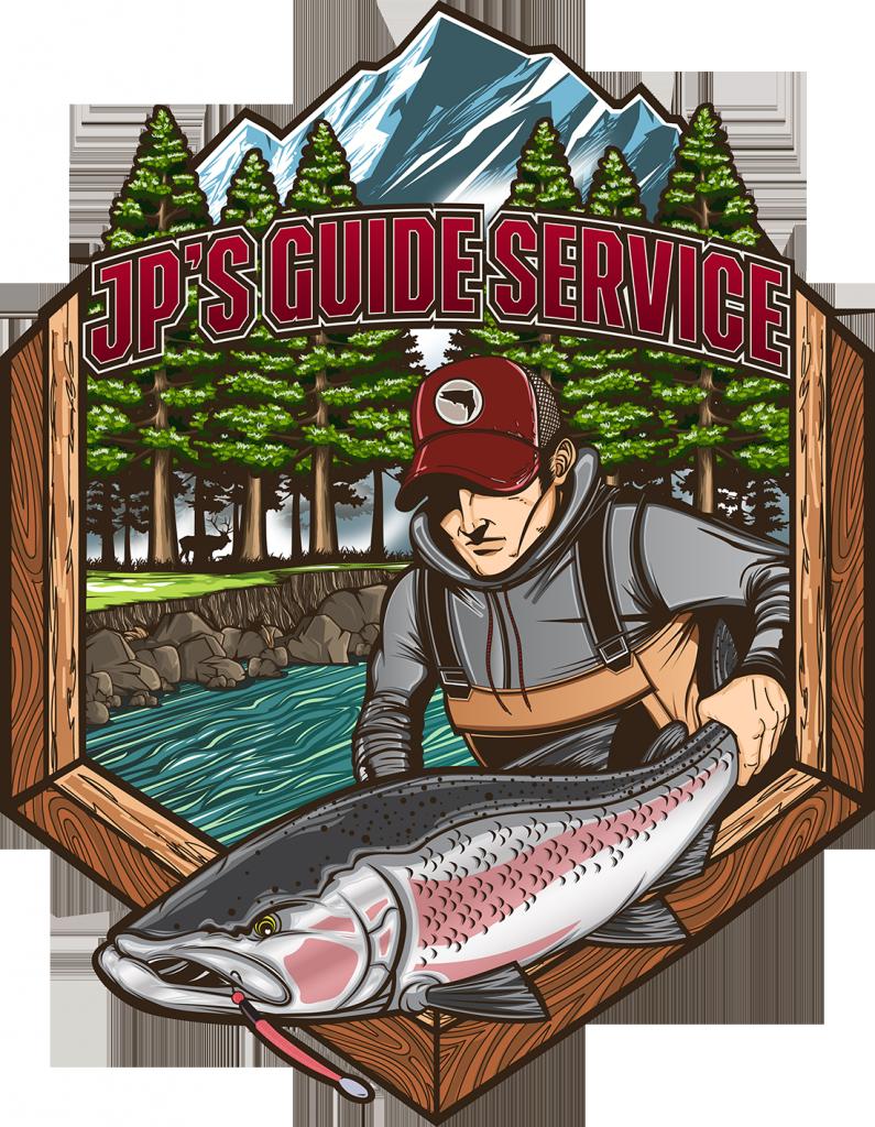 Proud clipart fisherman. Jp s guide service