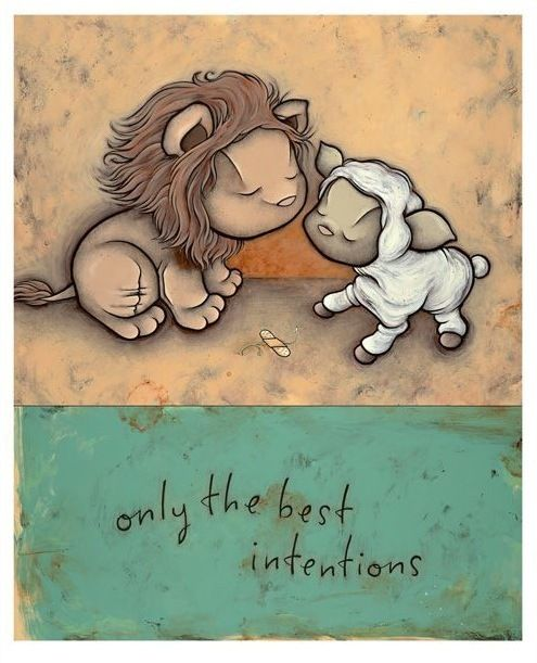 And so the lion. Proud clipart intention