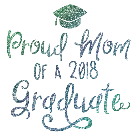 Proud clipart proud mother. Mom of graduate graphic