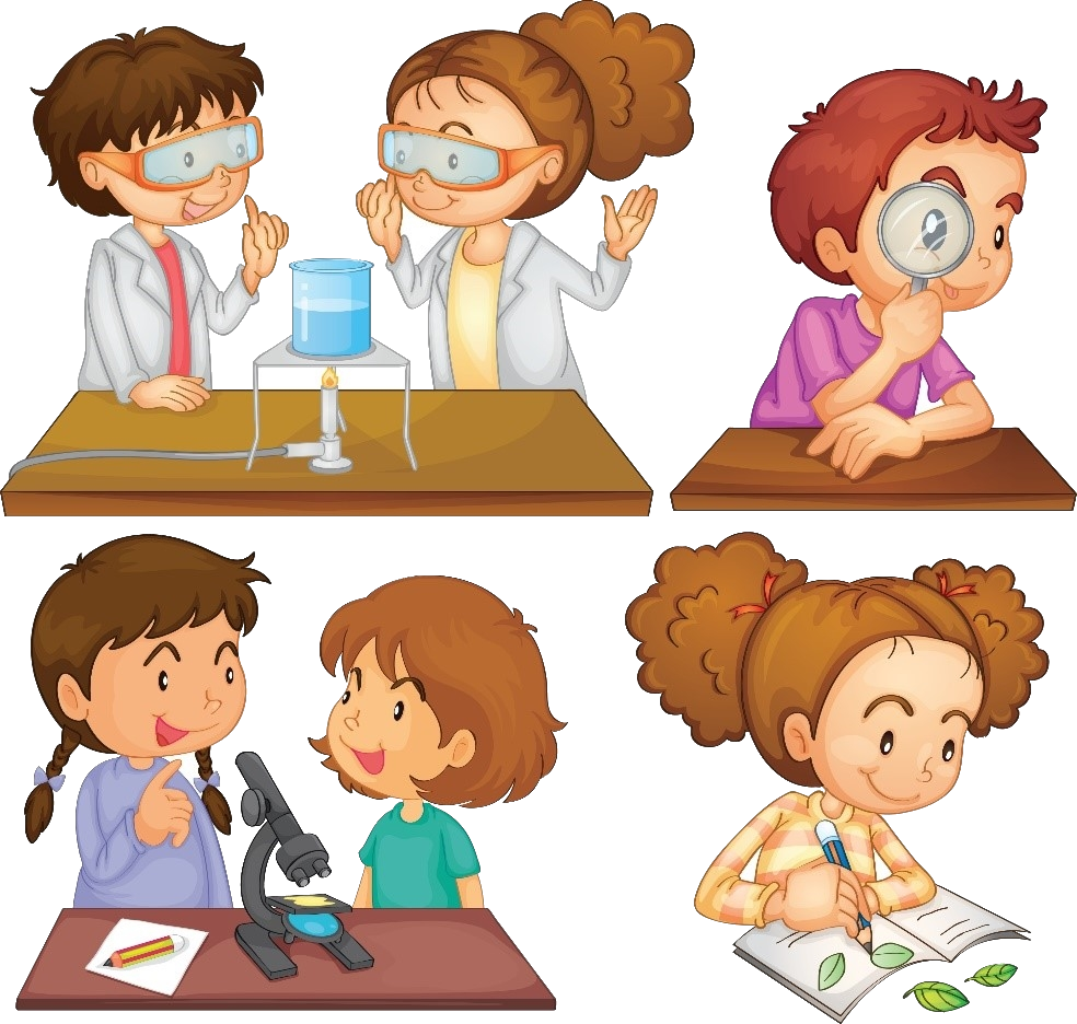 Adaptemy science part of. Proud clipart responsible student