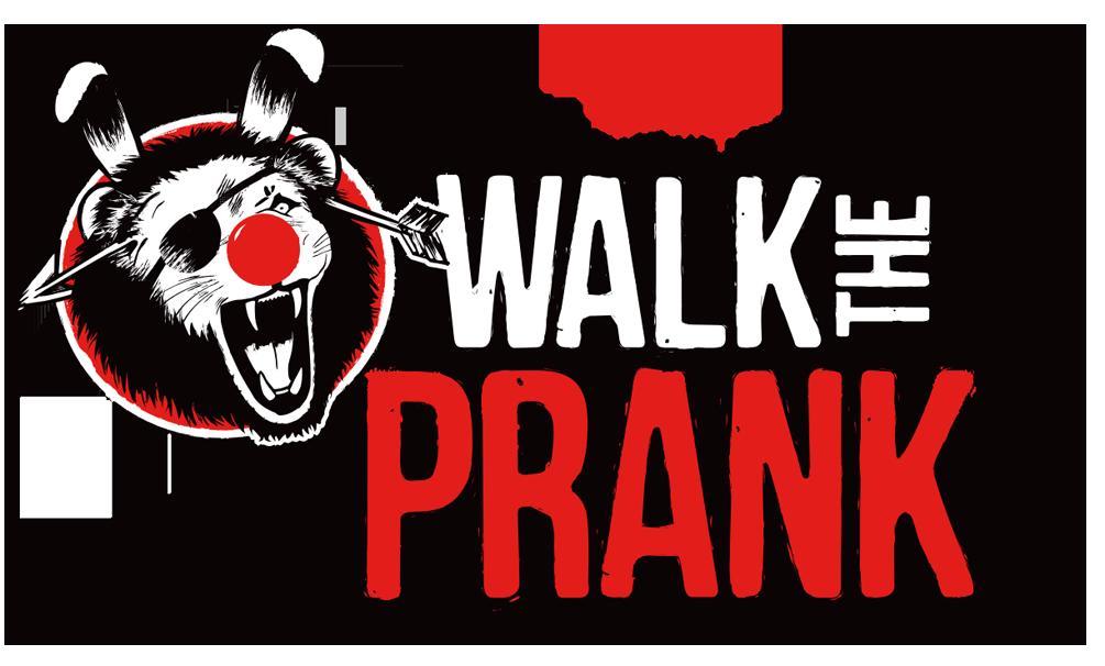 Walk the prank logopedia. Proud clipart sinner