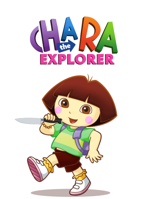 Proud clipart sinner. Dora the and then
