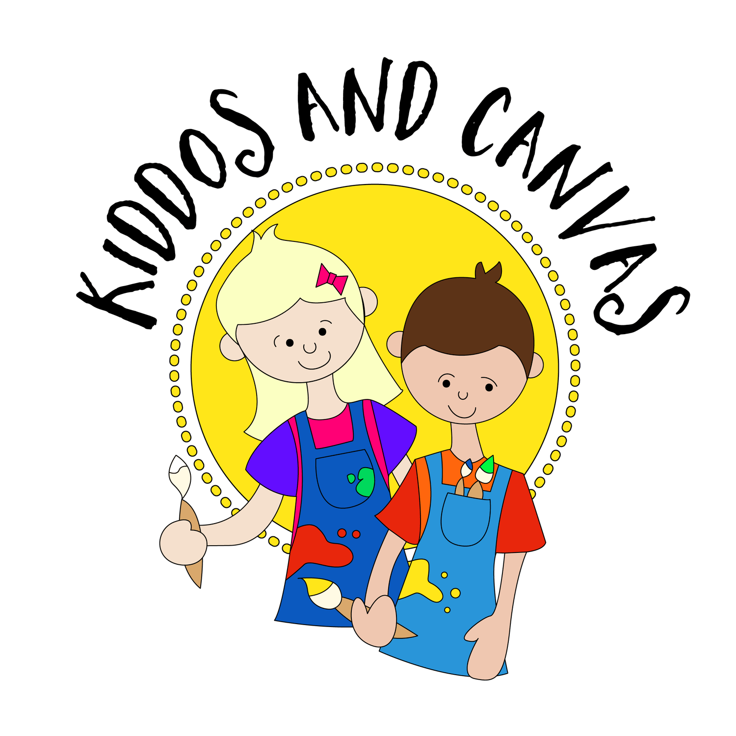 Proud clipart successful child. Kiddos and canvas choose