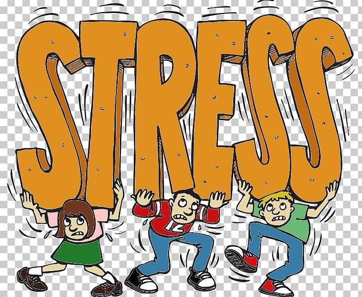 Psychology clipart animated. Psychological stress management png