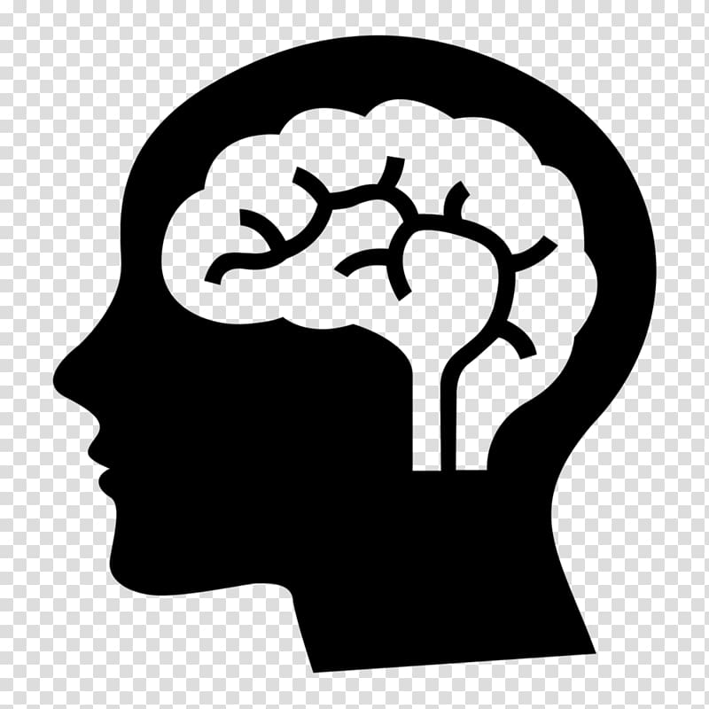 Psychology clipart black and white. Mental disorder health psychiatry