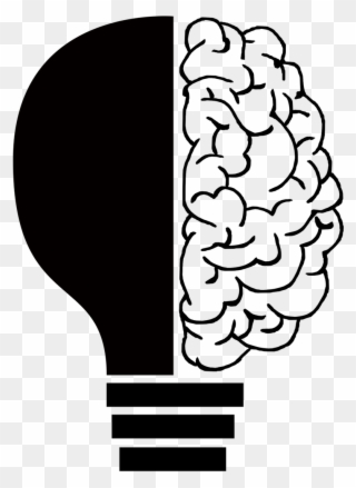 Contribution png . Psychology clipart black and white