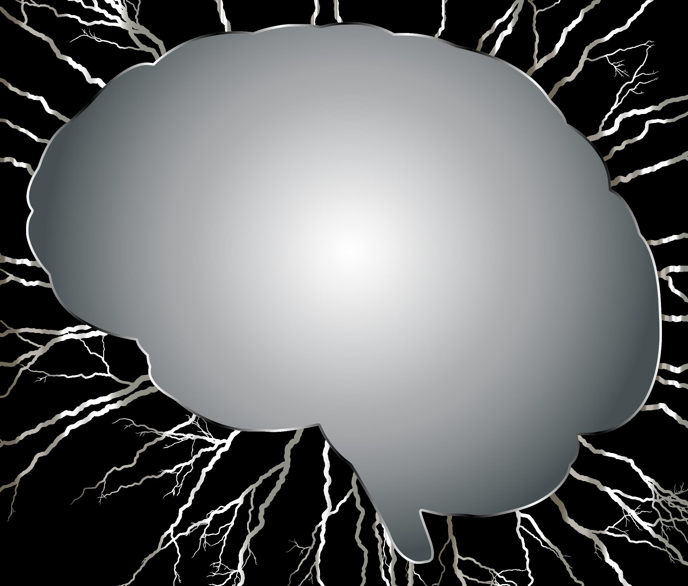 Psychology clipart brainstorming. Brain storm no background