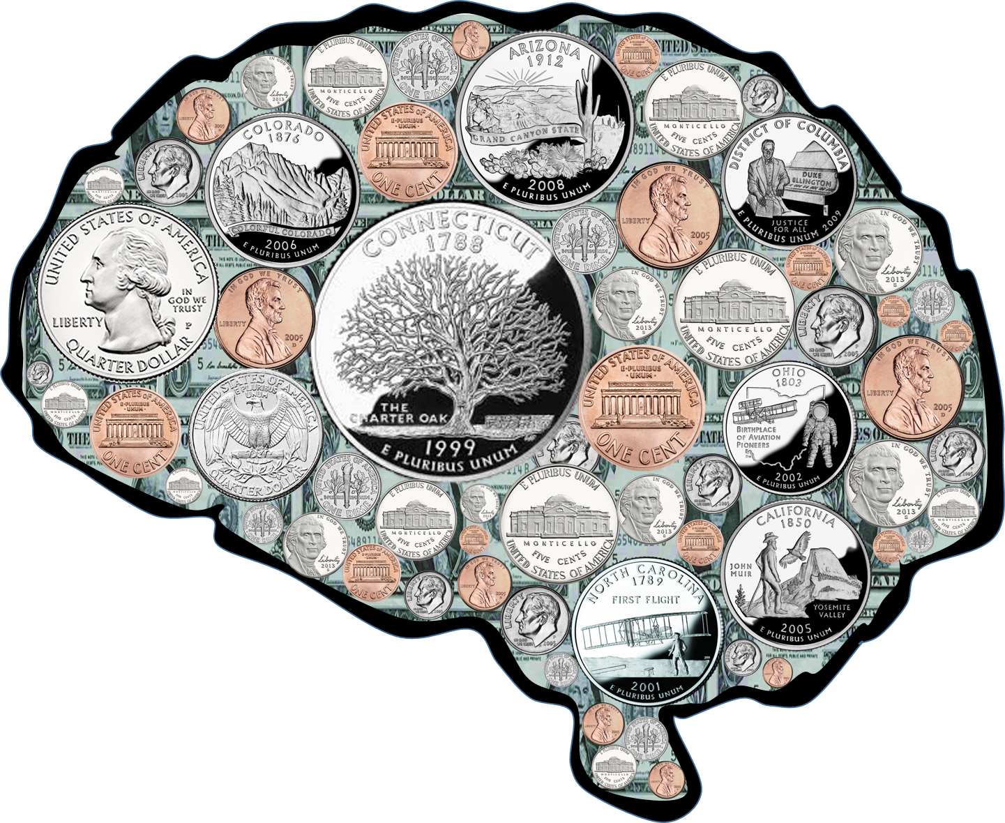 Host a fundraiser the. Psychology clipart brainstorming