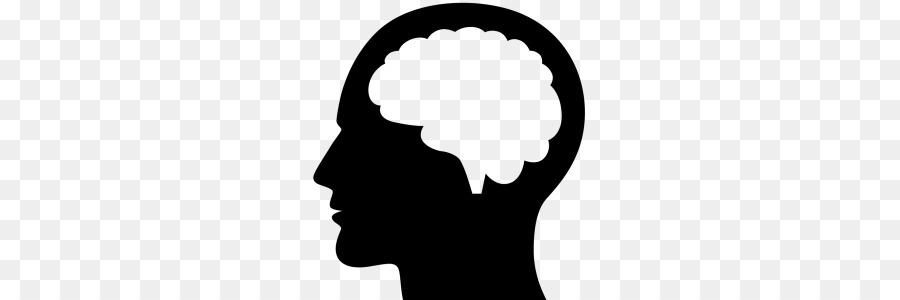 Text transparent . Psychology clipart cool brain