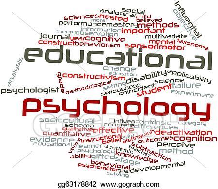 Stock illustration . Psychology clipart educational psychologist