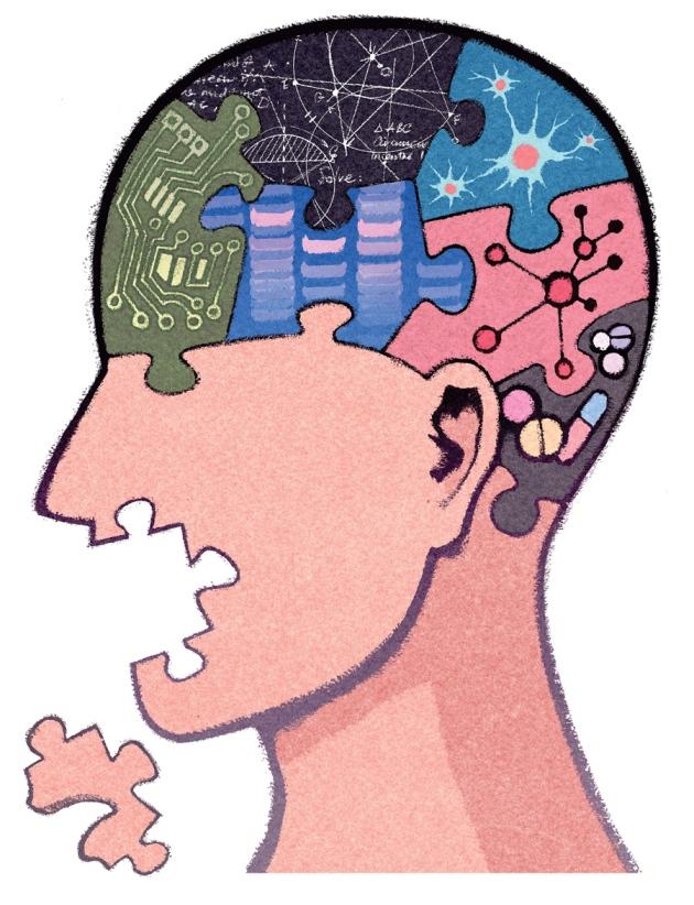 Psychological treatments a call. Psychology clipart mental illness