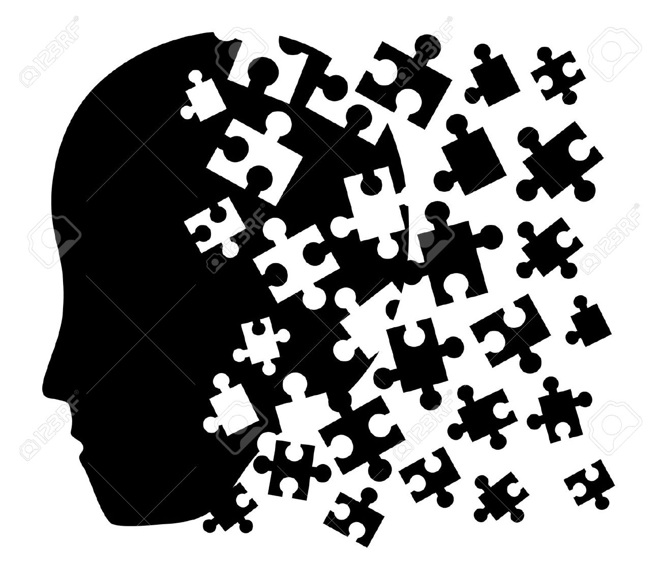 Puzzle clipart face. Psychology station