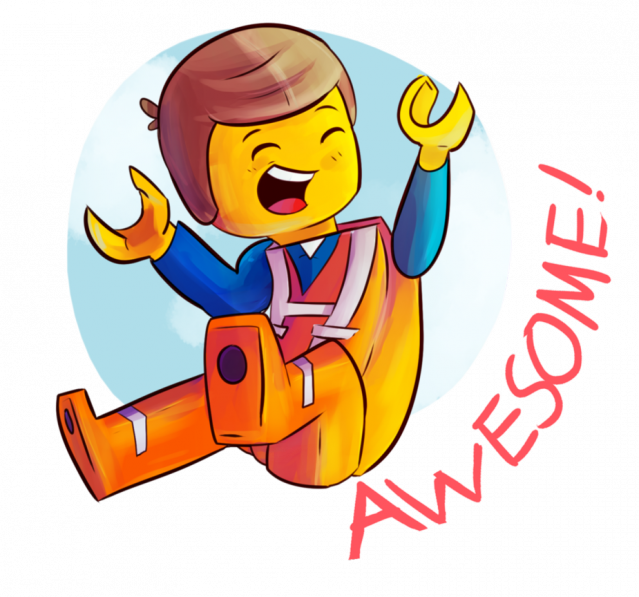 How awesome are you. Psychology clipart positive emotion