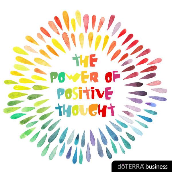 The power of positive. Psychology clipart positivity