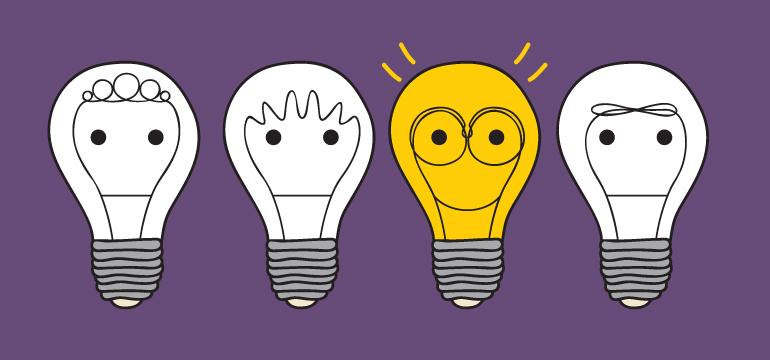 White paper positive . Psychology clipart positivity