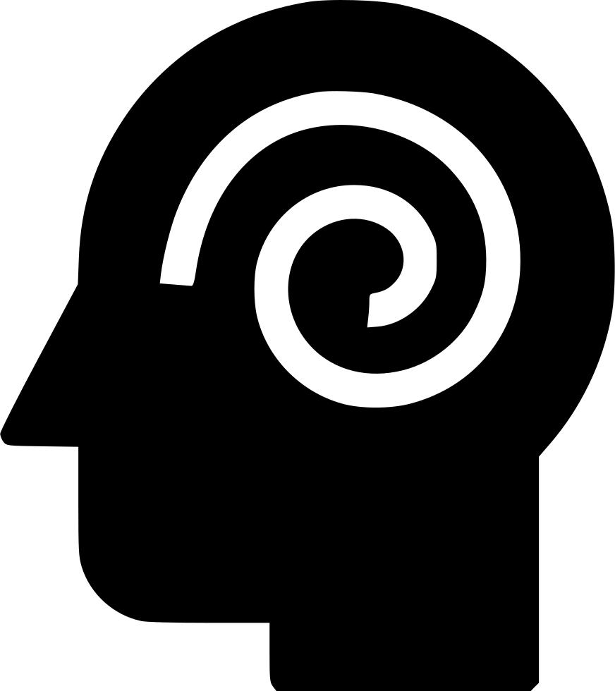 Crazy psychiatry dizziness svg. Psychology clipart psychiatric patient