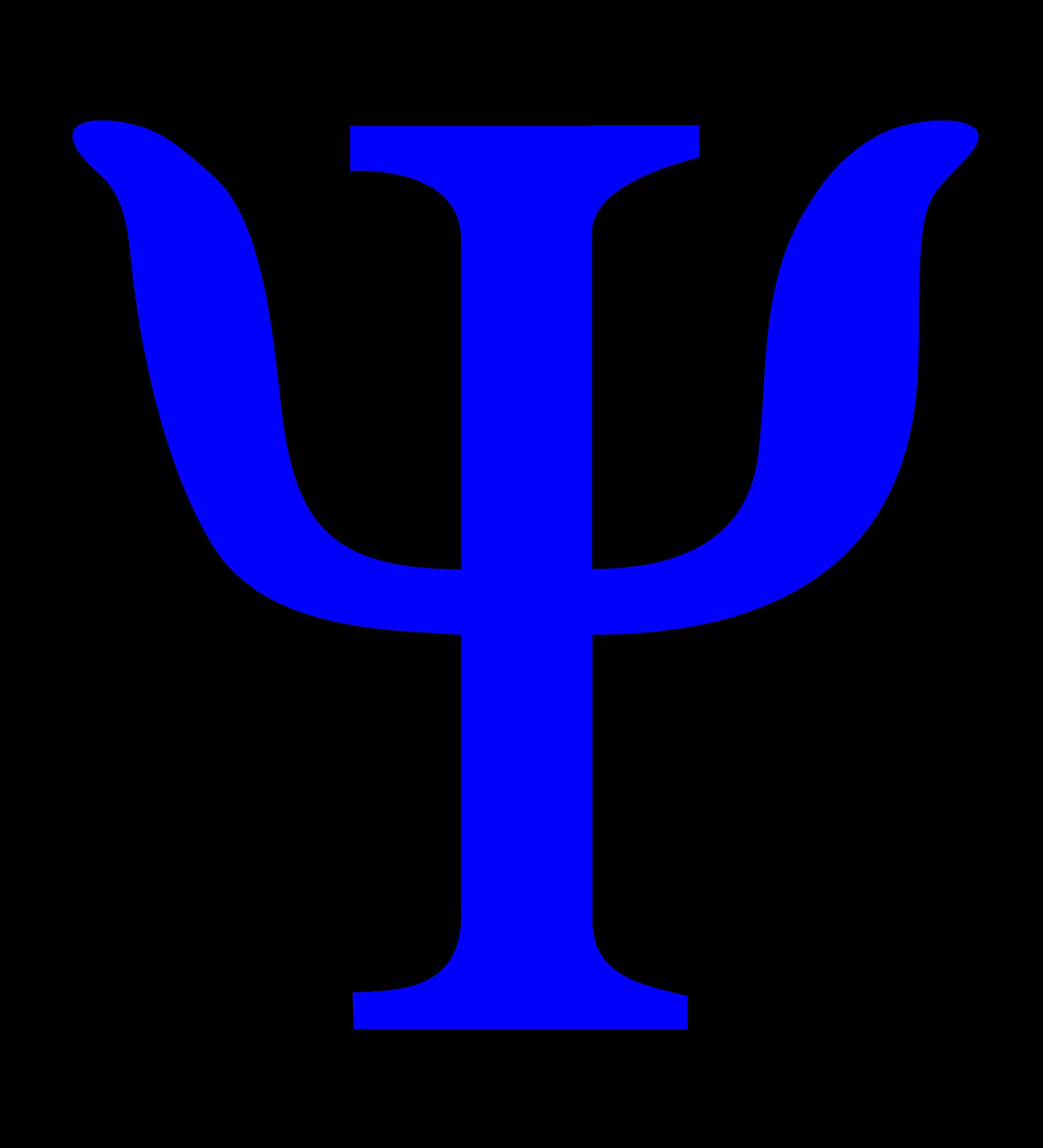 Logos download symbol blue. Psychology clipart psychology logo