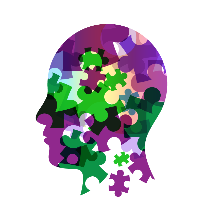 Apsi ie access to. Psychology clipart puzzle head