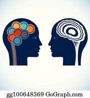 Clip art royalty free. Psychology clipart rational thinking