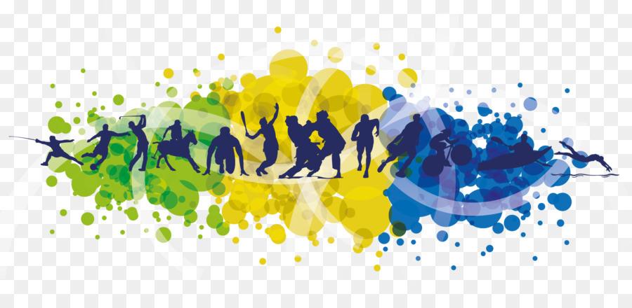Psychology clipart sport psychology. Winter background sports yellow