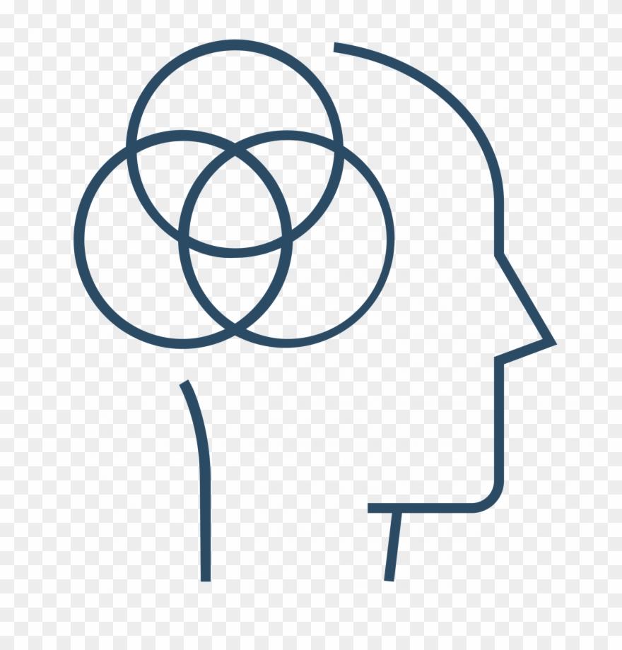 Clinical symbols of divine. Psychology clipart sport psychology