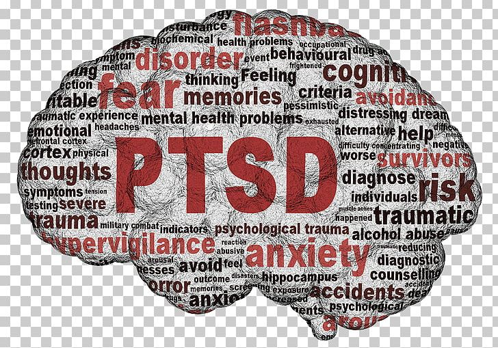 Posttraumatic stress disorder mental. Psychology clipart traumatized