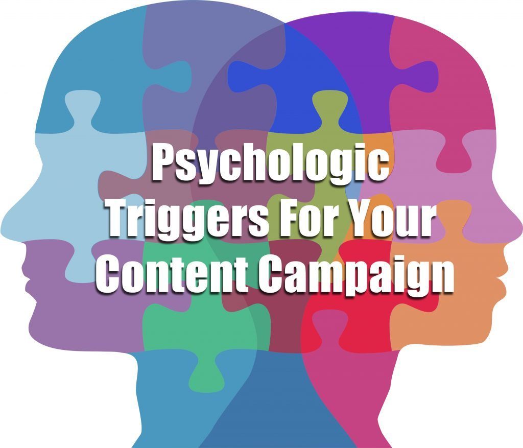 Psychology clipart triggers. Five psychological for your