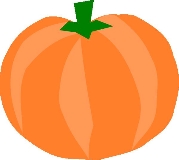 Clipart free pumpkin. Clip art at clker